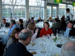 Charlottenlund Vin Club Geranium med Didier Cuvelier