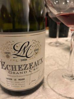 Bourgogne smagning en af de dejlige vine vi smagte i Charlottenlund Vin Club